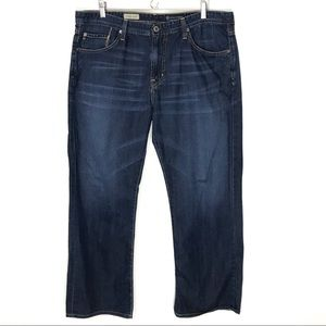 AG Adriano Goldschimed 38 Hero Relaxed Pima Jeans